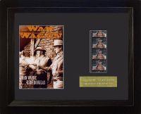 # usfc1456etrcs John Wayne - War Wagon Film Cell