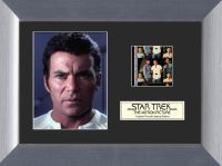 # usfc2788rcs Star Trek The Motion Picture Captain Kirk Film Cell