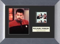 # usfc2795rcs Star Trek Generations Riker Film Cell