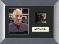 # usfc2797rcs Star Trek Nemesis Captain Picard Film Cell