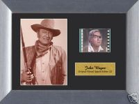 John Wayne Film Cell