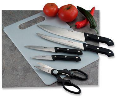 # RCCTCB5S Maxam 5 piece Cutlery Set