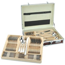 # RCFW72S Sterlingcraft 72 piece Stainless Steel Flatware and Hostess Set