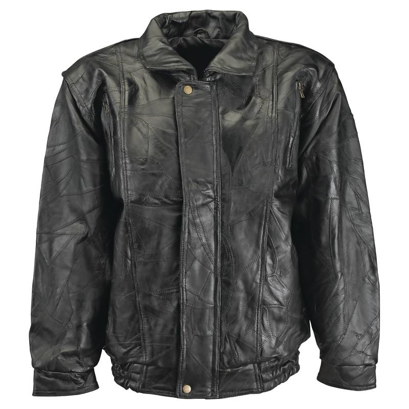 # RCGFCOATAS Maxam Lambskin Leather Jacket