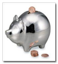 # RCGFPIGS Sterlingcraft Piggy Bank