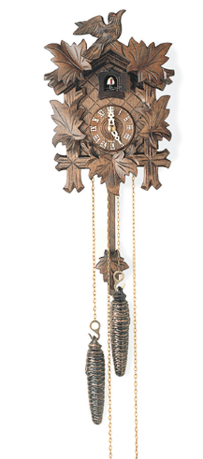 # RCHHCCS Kassel brand Black Forest Cuckoo Clock from Germany