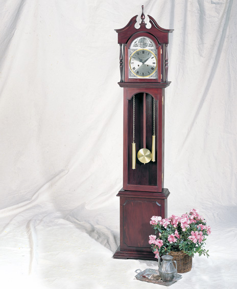# RCHHGFCS Kassel Grandfather Clock