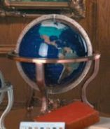 # RCHHGLB330S Kassel World Globe