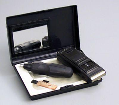 # RCHHSHAVE2S Mitaki Japan 2 piece Shaver/Personal Groomer