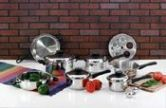 # RCKT17S Maxam 5-Ply Cookware Set