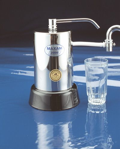 # RCKT2000S Model 2000 Eight Stage Water Filter