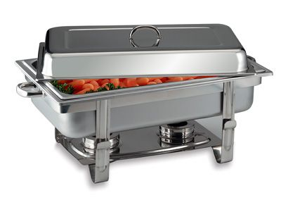# RCKTCHAFS Maxam Stainless Steel Chafing Dish