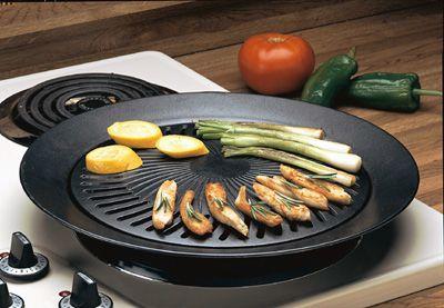 # RCKTGR5S Chefmaster Smokeless Indoor Stove Top Barbecue Grill