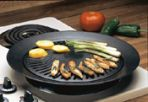 # RCKTGR5S Chefmaster Smokeless Indoor Stove Top Barbecue Grill
