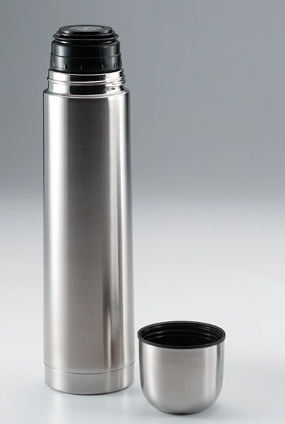 # RCKTHERMONES Maxam Stainless Steel Vacuum Bottle