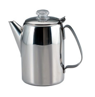 Best deals on the internet maxam stainless steel for Best coffee percolator