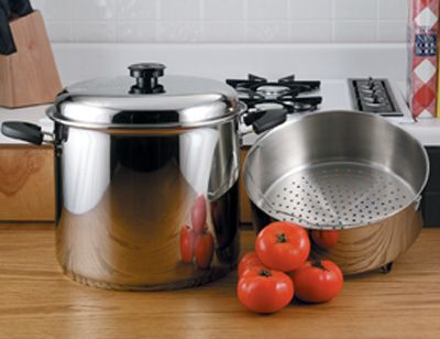 # RCKTSP24S Precise Heat Waterless Stock Pot