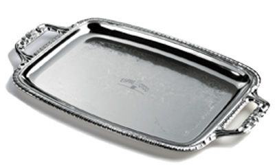 # RCKTT8S Oblong Sterlingcraft Serving Tray