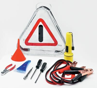 # RCMTEKIT2S Yorkcraft Emergency Car Tool Kit