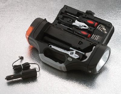 # RCMTTL15S Maxam Dual Light and Tool Kit