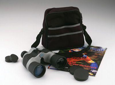 # RCSPB10505S Magnacraft 10 x 50 Black and Gray Binocular