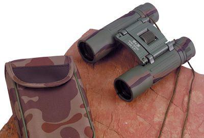 # RCSPBINC10S Magnacraft 10 x 25 Camouflage Binoculars