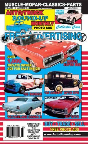 Auto Truck Roundup Magazine Subscription