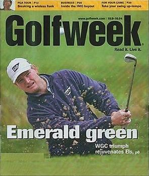 Golf Week Magazine Subscription