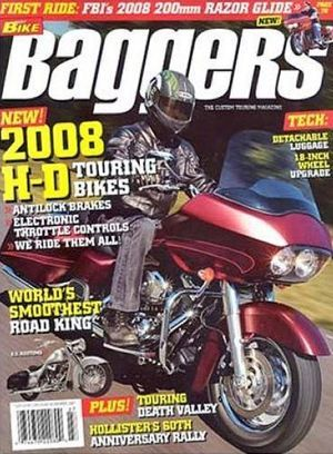 Hot Bike Baggers Magazine Formerly Known As Rod Bikes And S Bikeworks