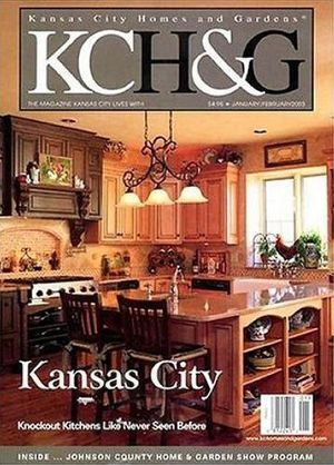 Kansas City Home and Gardens Magazine Subscription