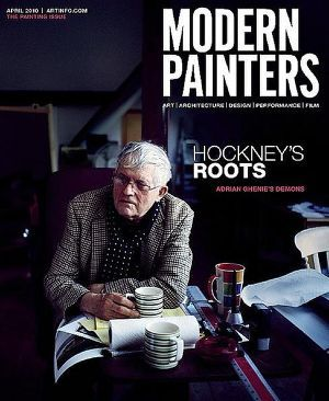 Modern Painters Magazine Subscription