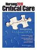 Nursing 2010 Critical Care Magazine Subscription