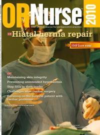OR Nurse 2016 Magazine Subscription