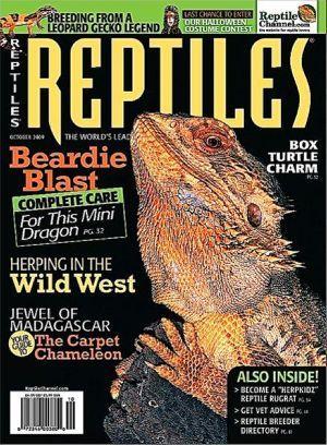 Reptiles Magazine Subscription