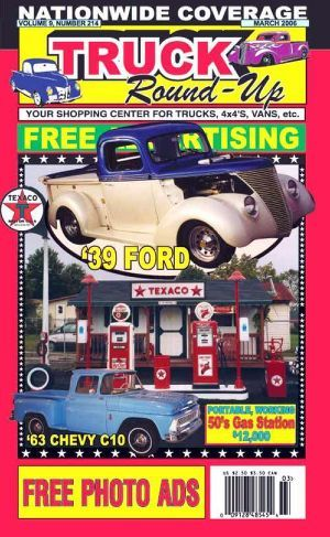 Truck Roundup Magazine Subscription