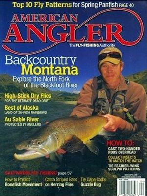 American Angler Magazine Subscription