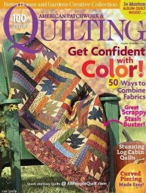 American Patchwork and Quilting Magazine Subscription