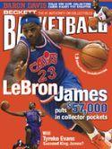 Beckett Basketball magazine subscription