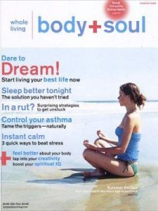 Body and Soul magazine subscription