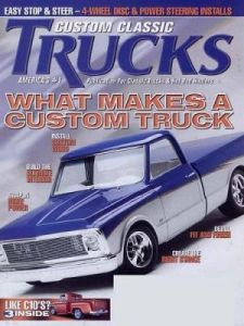 Custom Classic Trucks Magazine Subscription