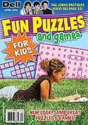 Dell Fun Puzzles and Games for Kids Magazine Subscription