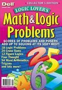 Dell Math Puzzles and Logic Problems Magazine Subscription