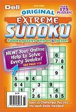 Dell Original Extreme Sudoku Magazine Subscription