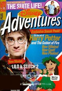 Disney Adventures Magazine Subscription