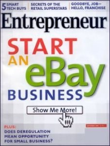 Entrepreneur magazine subscription