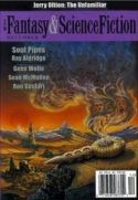 Fantasy and Science Fiction Magazine Subscription
