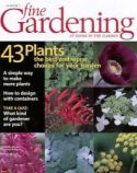 Fine Gardening Magazine Subscription