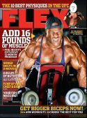 Flex Magazine subscription