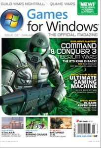 Games for Windows The Official Magazine Subscription