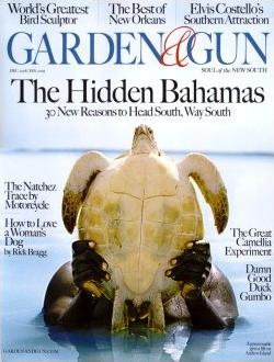 Garden and Gun Magazine Subscription